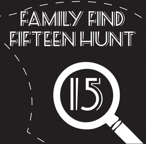 Family Find Fifteen Hunt